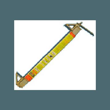 Aluminium Plank Clamps