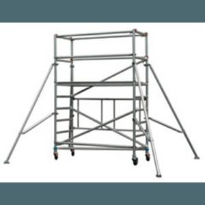 Aluminium Scaffolds - Bailey-Aluminium-225 KG-Bailey Mini Rise
