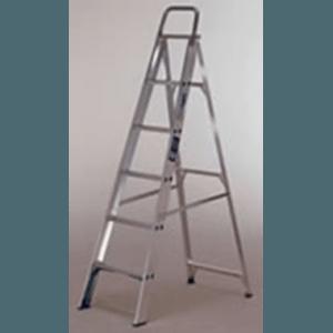 Aluminium Single Sided Steps