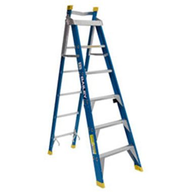 Step Extension Ladders - Fibreglass 150Kg - Bailey FSE