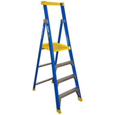 Platform Ladders - Bailey-Fibreglass-150 KG-Bailey P150 F/G PS