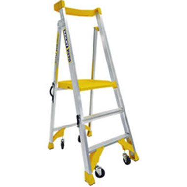 Platform Ladders - Bailey-Aluminium-170 KG-Bailey P170 PS Alum Job Station