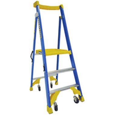 Platform Ladders - Bailey-Fibreglass-170 KG-Bailey P170 F/G JOB STATION