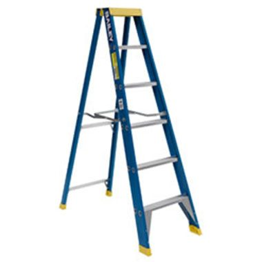 Step Ladders - FIBREGLASS 150 KG - Bailey RFSS