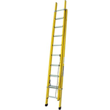 Extension Ladders - Fibreglass 140Kg - Branach FER