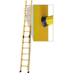 Extension Ladders - Branach - Fibreglass 160Kg - Branach FEY