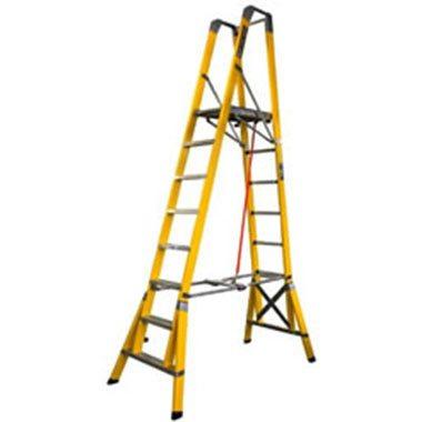 Platform Ladders -BRANACH-Fibreglass-150 KG-BRANACH FPL