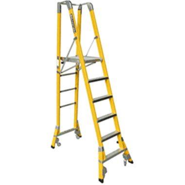 Platform Ladders -BRANACH-Fibreglass-150 KG-BRANACH FPW