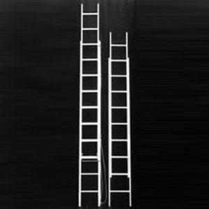 Extension Ladders - Aluminium 150Kg - C Kennett CD