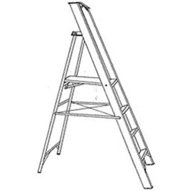 Platform Ladders -Fibreglass-150 KG-C KENNETT FGSP