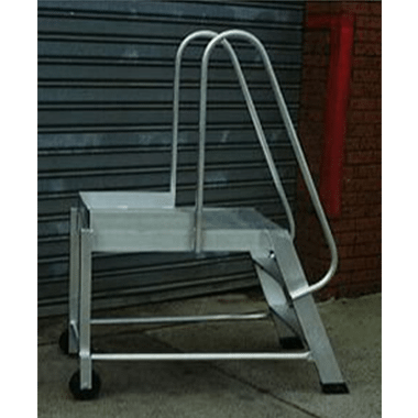 Custom Light Aluminium Mobile Platform