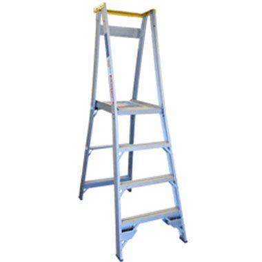 Platform Ladders - Aluminium-150 KG-Indalex PROP
