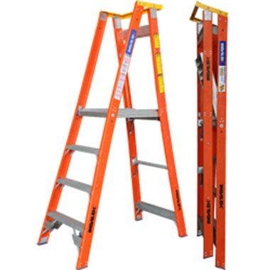 Platform Ladders -Fibreglass-150 KG-INDALEX PROPF