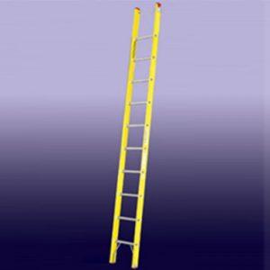 Single / Straight Ladders - Fibreglass 180 Kg - Indalex PROSGF