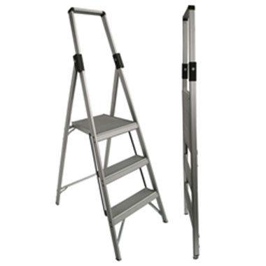 Platform Ladders -Aluminium-120 KG-Indalex TRDP