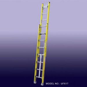 Extension Ladders - Fibreglass 150Kg - Indalex UFX