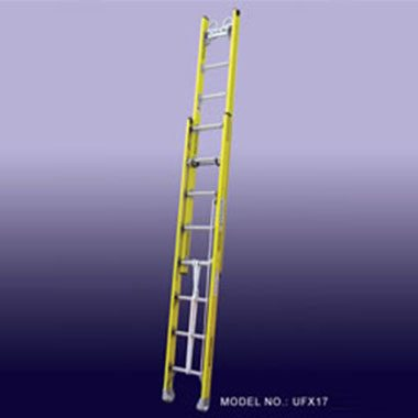 Extension Ladders - Fibreglass 150Kg - Indalex UFX