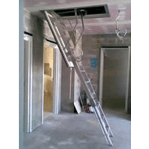 Attic / Ceiling Ladders - FIRE RATED - 150KG - Inferno Boss