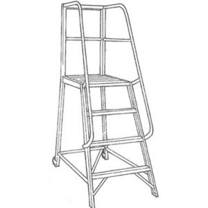 Order Pickers - Aluminium 120Kg - Little Jumbo LMP
