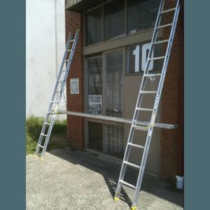 Aluminium Scaffolds - Ladder Brackets