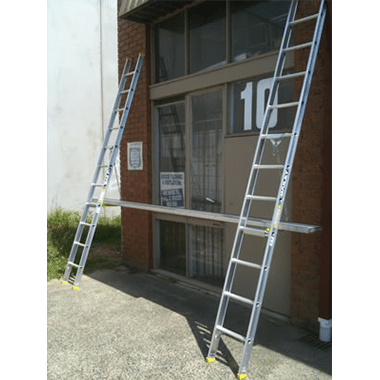 Aluminium Scaffolds - Ladder Brackets