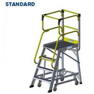 Truck Access Platforms - Ladderweld Access Platforms