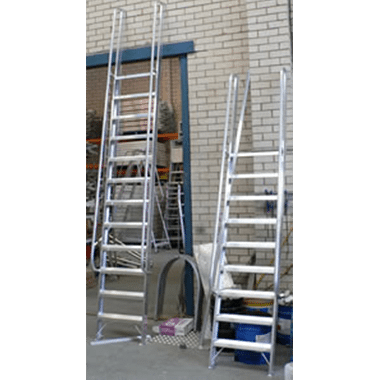 Mezzanine Ladders -Little Jumbo ML
