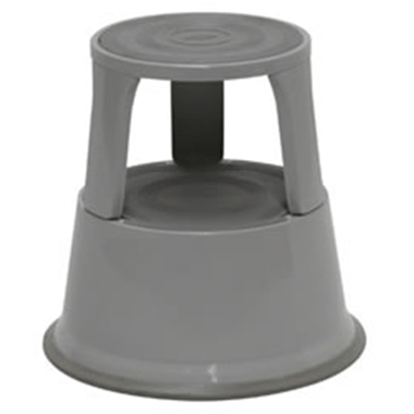 Rolling Step Stool with Spring Loaded Castors