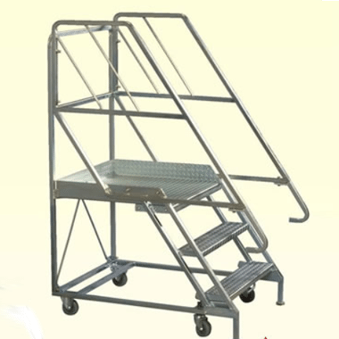 Order Pickers - Steel 150Kg - Safe 'N' Sturdy Platforms