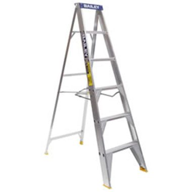 Step Ladders - Bailey - Aluminium Double Sided 150 Kg - Bailey PRO SS
