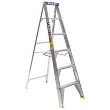 Step Ladders - Bailey - Aluminium Double Sided 150 Kg - Bailey PRO SS