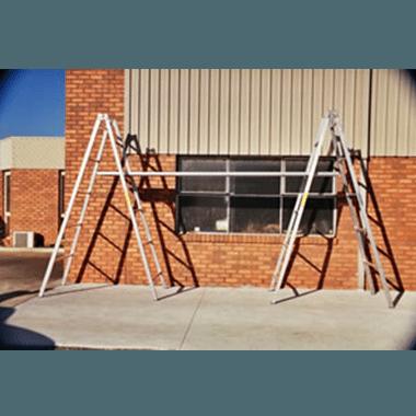 Aluminium Trestles & Planks