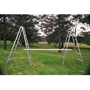 SupaSafe Aluminium Trestle System Options