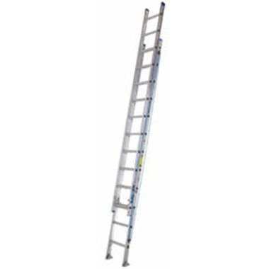 Extension Ladders - Aluminium 150Kg - Werner D500-2AZ Series