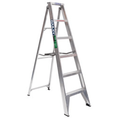 Step Ladders - Bailey - Aluminium Double Sided 150 Kg - Bailey Trade SS