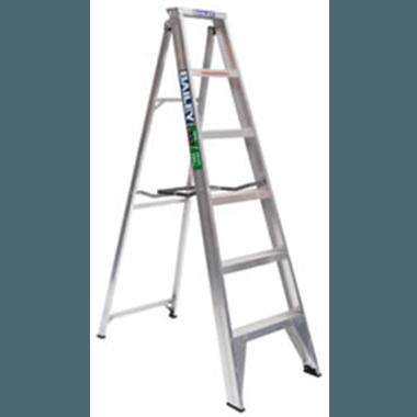 Step Ladders - Bailey - Aluminium Double Sided 150 Kg - Bailey Trade SS