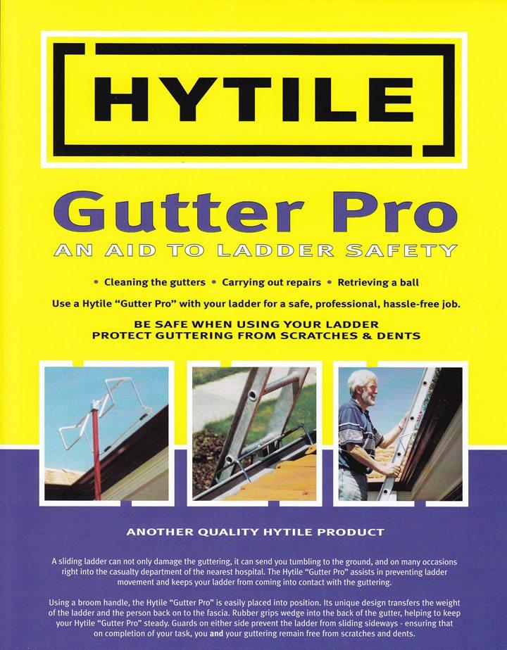 HYTILE GUTTER PRO