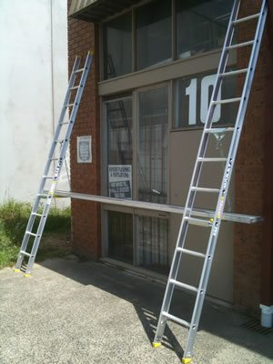 Ladder Safety Accessories In Melbourne Ladder Brackets