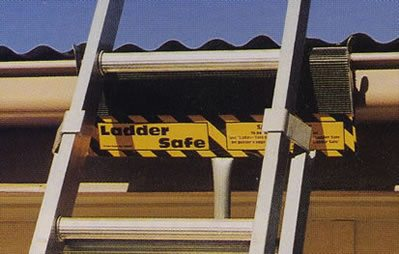 Ladder Safety Accessories In Melbourne Laddersafe Gutter
