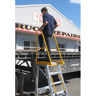 Truck Access Platforms - Stockmaster™ Step-Thru