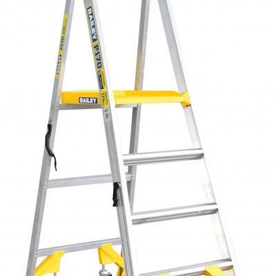 Platform Ladders - Bailey-Aluminium-170 KG-Bailey P170 PS Alum Job Station